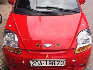 Bán ô tô Chevrolet Spark sản xuất 2010, màu đỏ còn mới, giá chỉ 152 triệu