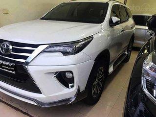 Bán Toyota Fortuner năm sản xuất 2017, màu trắng, xe nhập còn mới