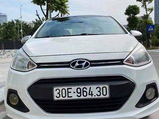 Cần bán lại xe Hyundai Grand i10 năm sản xuất 2017, màu trắng, nhập khẩu còn mới giá cạnh tranh