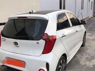 Bán Kia Morning sản xuất 2018, màu trắng xe gia đình