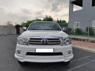 Bán Toyota Fortuner sản xuất năm 2011, giá thấp, xe còn mới