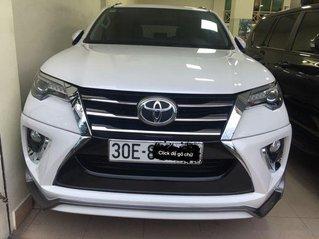 Bán Toyota Fortuner 2017, màu trắng, nhập khẩu chính chủ, 950tr