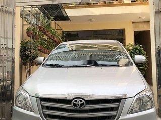 Xe Toyota Innova đời 2015, màu bạc, xe gia đình, giá 410tr
