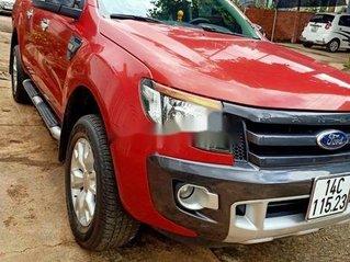 Cần bán xe Ford Ranger sản xuất 2016, xe một đời chủ giá ưu đãi