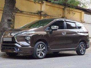 Bán Mitsubishi Xpander AT 2019 tự động màu nâu đồng, xe còn mới