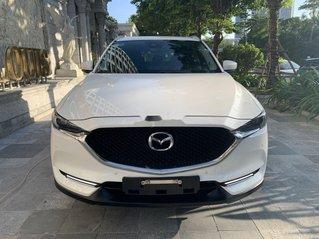 Bán Mazda CX 5 năm 2018, màu trắng giá cạnh tranh