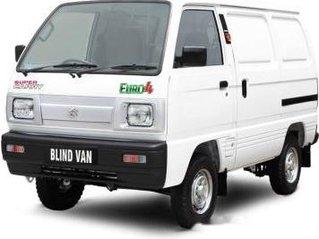Bán lại xe Suzuki Blind Van sản xuất năm 2018, màu trắng