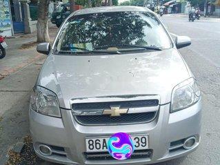 Bán ô tô Chevrolet Aveo năm sản xuất 2013 giá cạnh tranh, xe gia đình