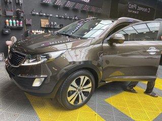 Bán gấp chiếc Kia Sportage nguyên zin 99% sản xuất 2011, xe nhập, giá tốt
