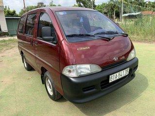 Bán Daihatsu Citivan năm 2004, giá tốt, màu đỏ xe còn mới