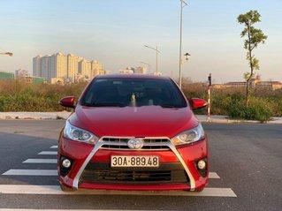 Cần bán gấp Toyota Yaris sản xuất năm 2015, xe giá thấp, động cơ ổn định