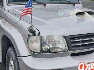 Bán Hyundai Galloper năm sản xuất 2010, màu xám, nhập khẩu, giá chỉ 128 triệu