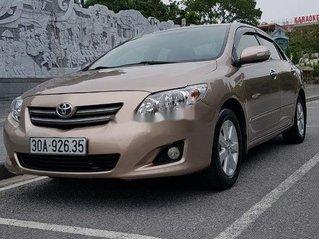 Cần bán xe Toyota Corolla Altis AT sản xuất năm 2008 xe gia đình, giá chỉ 365 triệu