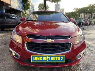 Bán Chevrolet Cruze sản xuất 2016, màu đỏ chính chủ, 425 triệu