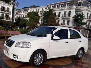Cần bán xe Daewoo Gentra 2007, màu trắng