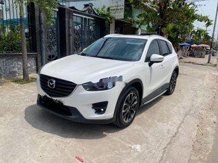 Bán ô tô Mazda CX 5 đời 2016, màu trắng còn mới, 708 triệu