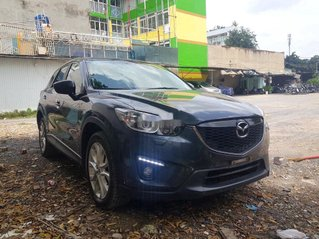 Cần bán lại xe Mazda CX 5 2014, màu xám còn mới