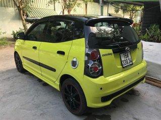 Cần bán xe Kia Morning sản xuất 2010, màu vàng xe gia đình