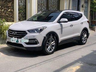Bán Hyundai Santa Fe sản xuất 2018, số tự động, giá 979tr