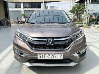 Honda CRV 2.4L 2015 bản cao cấp cửa nóc, chiếc xe đẹp duy nhất tại thị trường hiện giờ, mới đi 9.000km