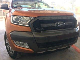 Ford Ranger đăng ký 2015, màu cam còn mới, giá 650 triệu đồng