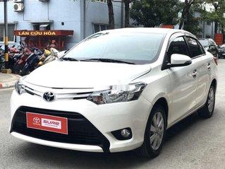 Bán Toyota Vios E sản xuất năm 2016, màu trắng chính chủ