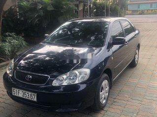 Cần bán lại xe Toyota Corolla Altis sản xuất năm 2001, màu xanh lam