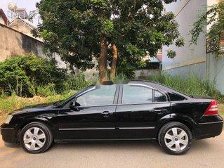 Bán Ford Mondeo 2007, màu đen, xe nhập số tự động. Biển số TPHCM