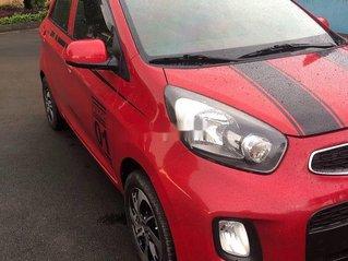 Cần bán Kia Morning 2016, màu đỏ, nhập khẩu, giá tốt