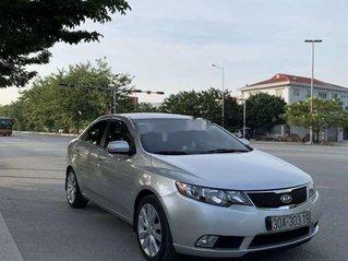 Cần bán Kia Forte sản xuất 2009, màu bạc, nhập khẩu nguyên chiếc chính chủ, giá chỉ 316 triệu