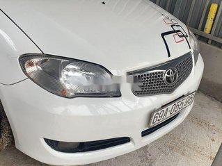 Chính chủ bán Toyota Vios 2006, màu trắng, xe nhập