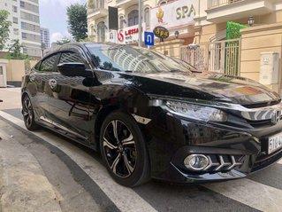 Bán Honda Civic đời 2017, màu đen, xe nhập