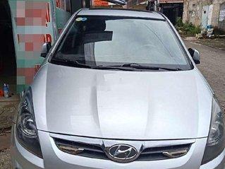 Bán Hyundai i20 sản xuất 2010, màu bạc, xe nhập, 282 triệu