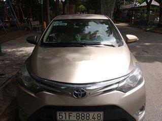 Cần bán Toyota Vios sản xuất năm 2017, số đẹp