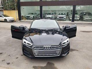 Cần bán Audi A5 sản xuất năm 2017, màu đen, xe nhập