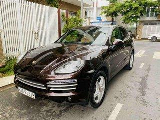 Cần bán xe Porsche Cayenne đời 2014, màu nâu, xe nhập chính chủ