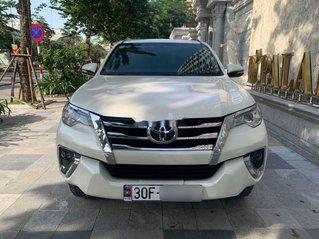 Bán Toyota Fortuner sản xuất 2017, nhập khẩu còn mới, giá 868tr