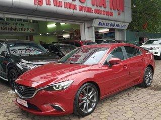Bán ô tô Mazda 6 đời 2017, xe chính chủ giá thấp, còn mới