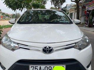 Bán Toyota Vios 2017, màu trắng