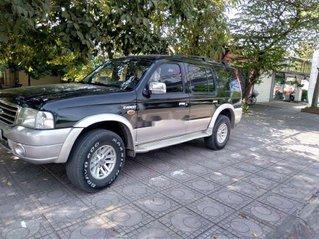 Cần bán gấp Ford Everest đời 2006, màu đen chính chủ, giá tốt