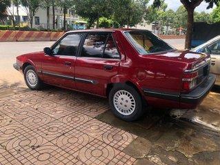 Cần bán gấp Mazda 626 năm sản xuất 1986, màu đỏ, nhập khẩu xe gia đình