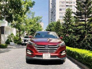 Cần bán Hyundai Tucson sản xuất 2017 giá cạnh tranh