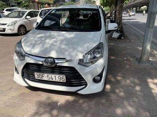 Cần bán Toyota Wigo năm sản xuất 2018, màu trắng, xe nhập