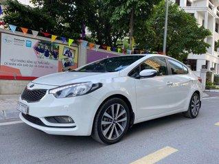 Cần bán gấp Kia K3 năm 2015, màu trắng, xe nhập