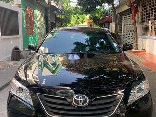 Cần bán gấp Toyota Camry LE đời 2008, màu đen, nhập khẩu