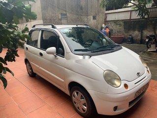 Bán Daewoo Matiz sản xuất 2005, màu trắng như mới, 58 triệu