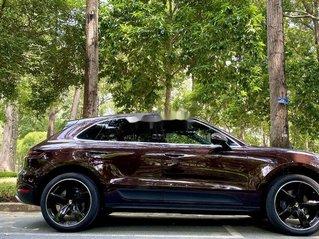 Cần bán gấp Porsche Macan sản xuất 2016, màu nâu, nhập khẩu nguyên chiếc