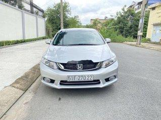Cần bán lại xe Honda Civic sản xuất 2015, xe một đời chủ duy nhất