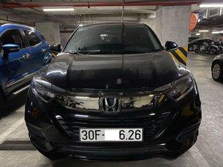 Bán Honda HR-V 2019, màu đen, nhập khẩu, biển Hà Nội