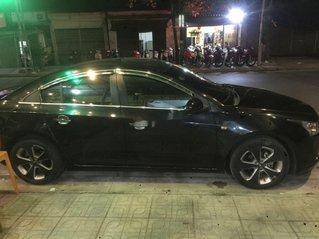 Bán Daewoo Lacetti năm sản xuất 2010, màu đen, xe nhập